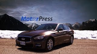 2014 Infiniti Q50 AWD Premium Review