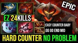 Illusions Army [Chaos Knight] Hard Counter Pick is Not a Problem 2nd=All Death 24Kills By Fn DotA 2