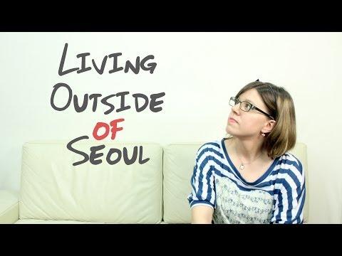 [Ask Hyojin] Living outside of Seoul in Korea