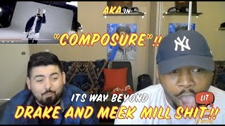 AKA - Composure | (THATFIRE LA) Reaction