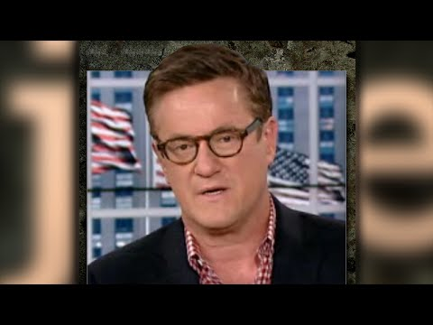 Joe Scarborough Supports Anal Rape Of Detainees video
