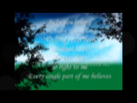 Faith Hill - Baby You Belong
