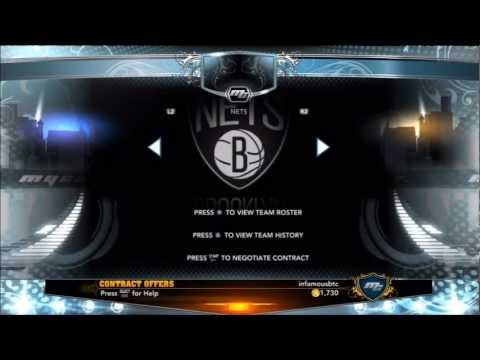 NBA 2K13 My Career: Entering Free Agency