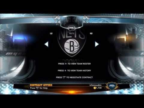 NBA 2K13 My Career: Entering Free Agency