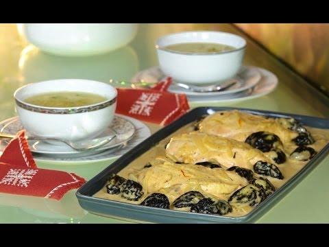Choumicha : Soupe D'dra aux choux شميشة : حساء بالذرة والملفوف، طاجين الدجاج بالبرقوق