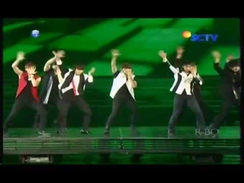 Opera - Super Junior Live In Jakarta 2012 video