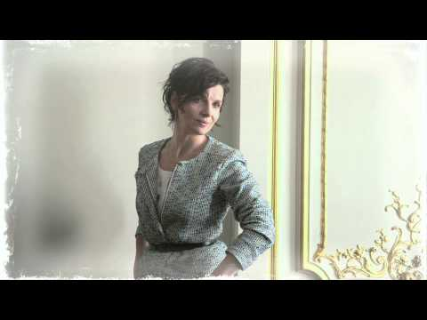 Welcome to Paris with Juliette Binoche!