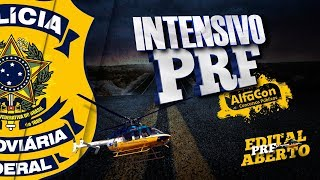 Aula de Legislação de Trânsito para Concurso da PRF - Pedro Canezin - Ao Vivo - AlfaCon