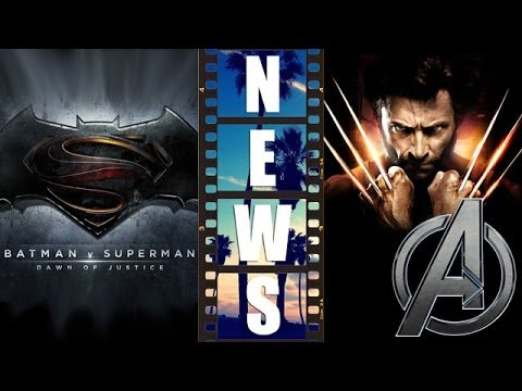 Batman v Superman Dawn of Justice, Wolverine in Avengers 2 Age of Ultron?! - Beyond The Trailer
