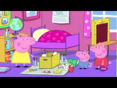 Peppa Pig la cerdita en español YouTube - YouTube