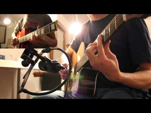 Supercell - Perfect Day (guitar Cover With Chords)