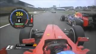 F1 2012 Round 20 On Board Brazil Grand Prix
