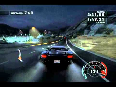 Nfs Hot Pursuit 2010 Gameplay