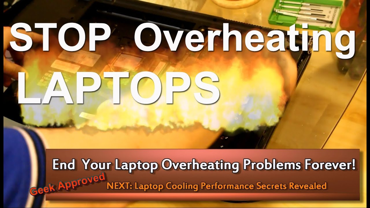 how to know if your laptop is overheating