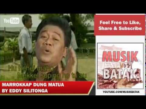 Lagu Batak - Eddy Silitonga - Marrokkap Dung Matua video