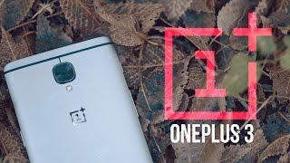 Oneplus 3 полный качественный обзор, отзыв.