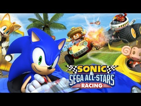 Sonic & SEGA All-Stars Racing Para Android