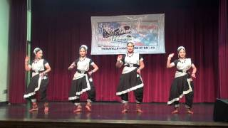 Ganeshaya Dhimahi Dance Performance @  Thiruvalla Association of Dallas