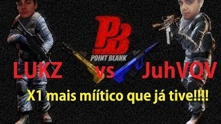 [Point Blank BR] X1 com o LukzzGAME7[HD]