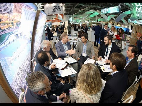 Promoción Internacional en la Word Travel Market de Londres