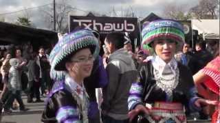 Hmong Fresno New Year 2012-13