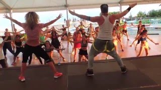 Zumba After Beach 2015 *** Menton ***