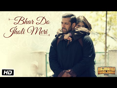 'Bhar Do Jholi Meri' VIDEO Song - Adnan Sami | Bajrangi Bhaijaan | Salman Khan
