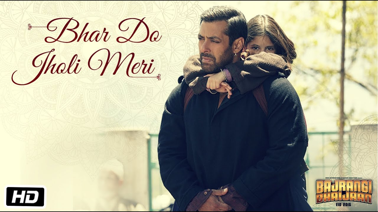 Bhar Do Jholi Meri – 720p HD Video Songs Download AVI