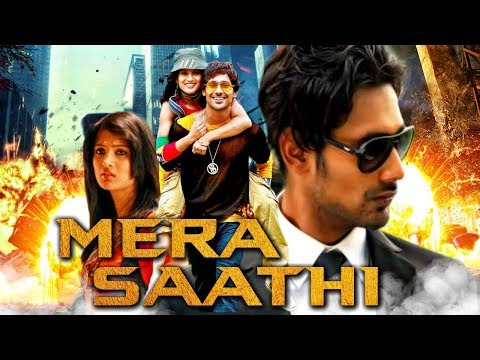 Mera Saathi (Happy Happy Ga) 2018 New Released Full Hindi Dubbed Movie | Varun Sandesh, Vega