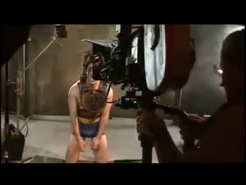 Saw II - Making Of The Venus Fly Trap