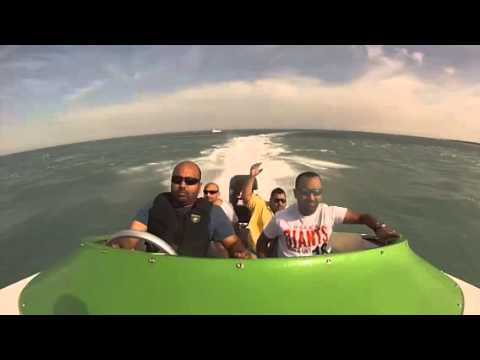 trick 21 power boat kuwait