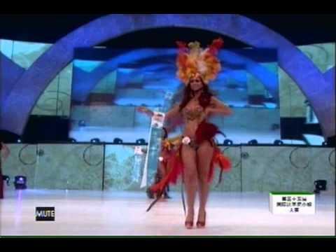Natalie Yoffe en Miss Bikini Internacional 2010