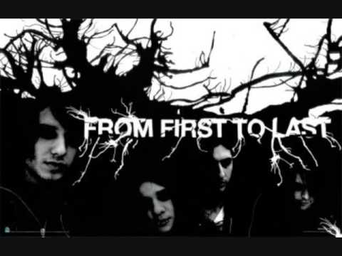 From First To Last - Shame Shame
