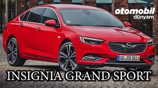 Test - Opel Insignia Grand Sport (2017)