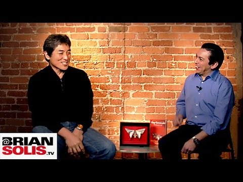 Guy Kawasaki on the Art of Enchantment