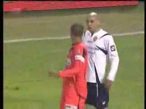Funny Football Fight Video