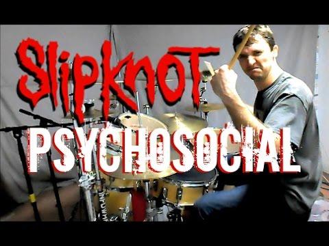 Slipknot - Psychosocial - Drum Cover video