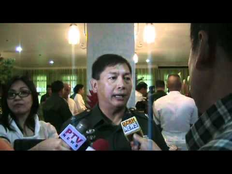 03 23 2012 ARMY SINCERO AT POSITIBO SA PEACE TALKS NG GOBYERNO SA CPP NPA