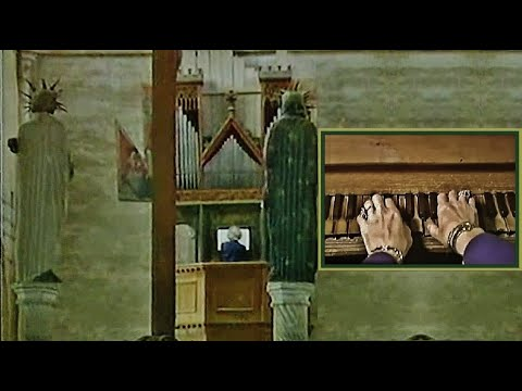 The Oldest Playable Organ in the World Part 2