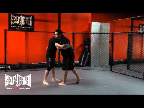 High Crotch - Double Leg Takedown Techniques - MMA Wrestling Moves Image 1