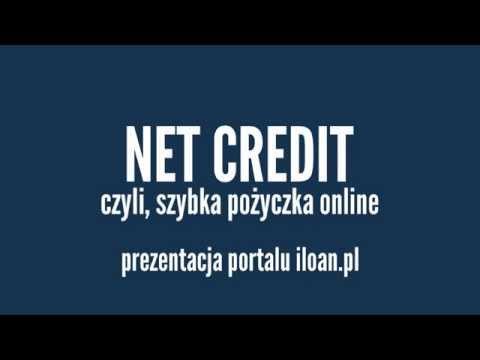 Net Credit - Prezentacja Szybkiej Pożyczki