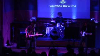 The Foxy Riders - SPB psych rock Fest 2014