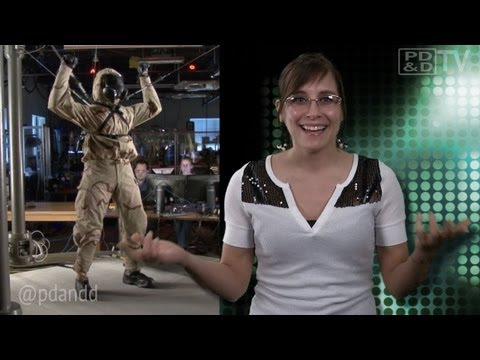 Engineering Newswire 33: Boston Dynamics Tests Mustard Gas & Sarin on PETMAN