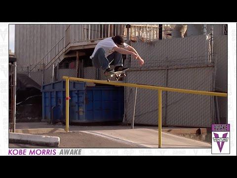 Kobe Morris : Awake