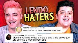 Baixar LENDO HATERS QUEM CHOROU? Com Ana Vilela