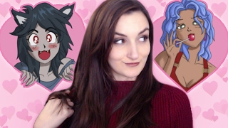 ANIME GIRL VIRTUAL MASSAGE SIMULATOR?! 💗