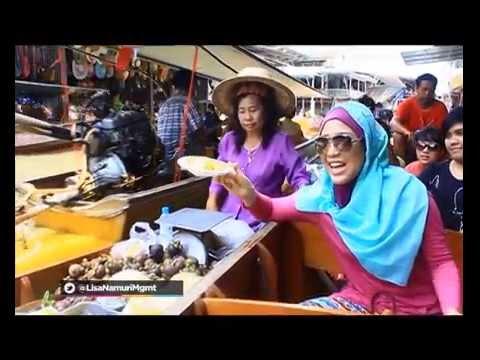 Travellezza #21 bangkok floating market
