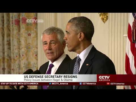 Michael O'Hanlon of Brookings discusses Hagel resignation