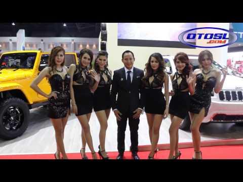 Thai Sexy Girls bangkok Motor Show 2014 video