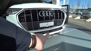 New Audi Q3 S line 40 TFSI Quattro Review Interior 2019